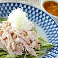 さっぱり食べたい♪【鶏のささみや胸肉】を使った夏の食卓向けレシピ