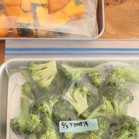 作り置きより、作り立てが食べたい!忙しい人の為の『下味冷凍』レシピ