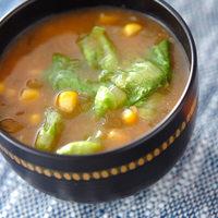 旬の夏野菜たっぷり*暑い日に食べたい【冷・温】お味噌汁レシピ
