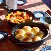 キャンプやBBQで使える♪【アウトドアごはん】のレシピと素敵な道具たち