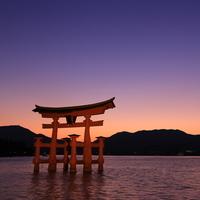 絶景もグルメも満喫。【宮島〜広島タウン】へ心洗われる旅に出よう*