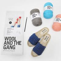 パリの編み物ブームの火付け役!【ウールアンドザギャング】のオシャレ編み物キットって?
