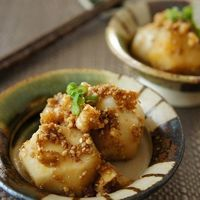 中秋の名月におすすめ!*ねっとりホクホク*おしゃれで素敵な「里芋(サトイモ)料理」レシピ♪