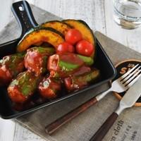 野菜も一緒にとれるから嬉しいね。お弁当にも映える「肉詰め・肉巻き」レシピ