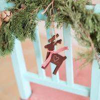 今年のクリスマスの参考に。海外の素敵な飾り付けを学んでみよう♪