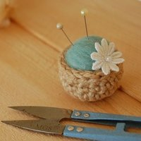 針仕事のお供に♪ かわいい【ピンクッション】を手作りしてみよう
