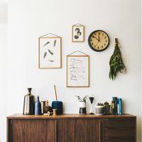 わたしのお気に入りを壁に飾る。「#壁面インテリア」でカフェのような空間作りを