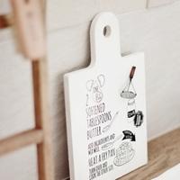 切る・盛り付け以外にも♪『カッティングボード』のオシャレな使い方&DIYアイデア集