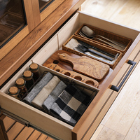キッチンをもっと使いやすく!整理整頓が楽になるアイテムと「収納術」