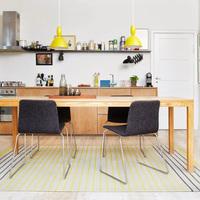 家具ひとつ、ファブリック一枚で印象チェンジ。模様替えしたくなるインテリアアイテム