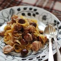 ホクホク美味しいよ。イタリアン、中華、和食まで。秋の味覚「栗」を使ったレシピ集