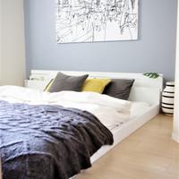 居心地の良い空間にしたいから。ベッドルームのインテリアを再構築してみませんか?