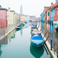 """フォトジェニックな風景に魅せられて…水の都【ベネチア】の小さな島""""ムラーノ&ブラーノ島""""を巡る旅"""