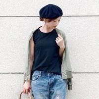 秋の装いによく似合う。クラシカルな『ベレー帽』のオシャレなかぶり方&コーディネート