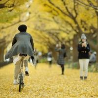 """たまには自転車でぶらり。オススメの""""ポタリング""""コースをご紹介♪【代々木・新宿編】"""