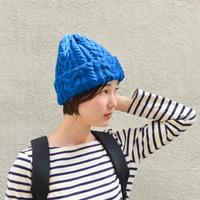 秋冬おしゃれの相棒を、手作りで。〈ニットの帽子〉を編んでみませんか?