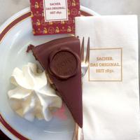 チョコレートケーキの王様・ザッハトルテ《門外不出レシピ》の物語