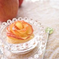 「りんご」の爽やかな甘みと酸味を堪能する《デザート・前菜・メイン》お洒落なアレンジレシピ