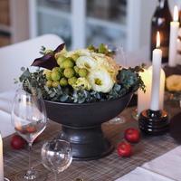 ホームパーティーで取り入れたい!食卓が見違えるテーブルコーディネート