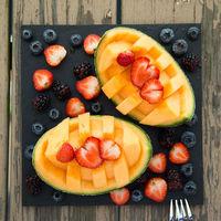 テーブルが華やぐ♪ちょっとの手間でこんなに可愛いフルーツの盛り付け方
