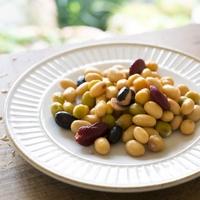 大豆・小豆・えんどう・いんげん。おまめ色々「豆レシピ」大集合♪