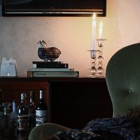 """""""ヒュッゲ""""に欠かせない癒しの灯り。デンマーク流「キャンドル」の使い方"""