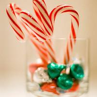 赤と白のストライプ柄【Candy Caneキャンディケーン】で素敵なクリスマスを。