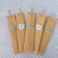 """年末年始のパーティーやお正月に!おもてなし用オリジナル""""箸袋""""を作ろう"""