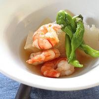 お出汁がしみて野菜がおいしい。滋味深くてやさしい京のおばんざい『炊いたん』レシピ