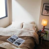 冬のお部屋作り。あたたかい「寝室」でゆったり過ごす《リラックスアイテム》集