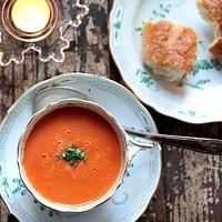栄養たっぷり!色とりどり「スープ・ポタージュ」で、ほっこり幸せな冬の食卓♪