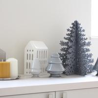 すこしずつ小物を飾るところから。ブロガーさん家の『クリスマスインテリア始め方』