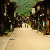 《長野》江戸時代にタイムスリップしたみたい◎木曽路最大の宿場町「奈良井宿」を歩こう