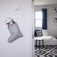 クリスマスの飾りつけ《おしゃれポイント》はココ。かわいいのに子どもっぽくないクリスマス♪