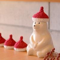 ぬくもりいっぱい。ハンドメイド作家さんたちの「クリスマスアイテム」を集めたよ♪