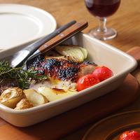 クリスマスにも◎。オーブン料理レシピ&直火OKで食卓にそのまま出せる耐熱皿4選