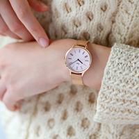 シンプルなのにセンスが良いね♪ 普段使いにちょうどいい『MY定番・腕時計』
