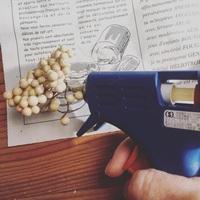 初心者さんも愛用中!プロ仕様工具 【グルーガン】で作れちゃうDIY・手芸実例集