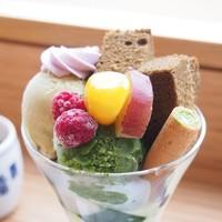 『和』を感じに。お茶と和スイーツを楽しむ~大人の休日~【東京都内】