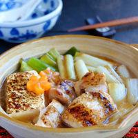 忙しい日の味方♪簡単な作り置きを活用した、ぱぱっと美味しい【ひとり鍋】のレシピ集