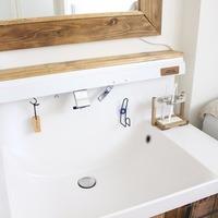 いつもピッカピカの『洗面所』は作れる☆ナチュラルなお掃除や収納術でキレイをずっとキープ