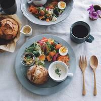 個性が光る「ワンプレートご飯」。3人のデリスタグラマーに学ぶ盛り付け方レッスン帖