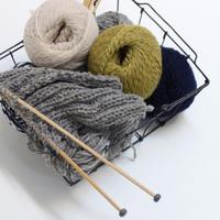 """冬のおこもりは""""毛糸""""でハンドメイド♪あったか可愛い「ニット小物」を手作りしよう"""