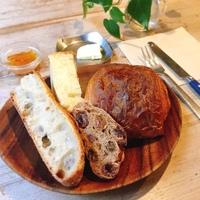 一度は食べてみたい*都内の美味しいパン屋さんが営むこだわりの「ベーカリーカフェ」5選