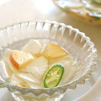 身体に嬉しい&汁までおいしい「水キムチ」。簡単でおいしいレシピをご紹介♪