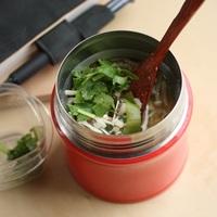 おすすめレシピも♡「スープジャー」であったかいお弁当