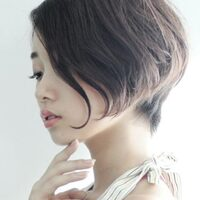 「女っぽいショートヘア」集めました♪ 今旬オーダーカタログ