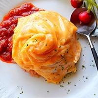 新定番!ドレスドオムライス♡簡単な作り方&ソースアレンジレシピのご紹介