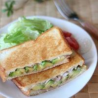 一足先に、春の準備を。ピクニックでも使える「ホットサンド」レシピとおすすめアイテム