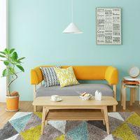 壁の一面だけ好きな色。「アクセントクロス」でお部屋がぐっとお洒落になる♪
